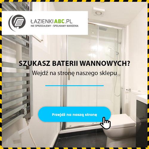 popup baterie wannowe